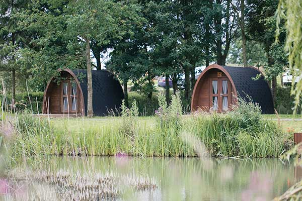 hanworth country park glamping pods camping lodges lincolnshire